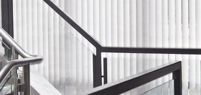 Luxaflex Vertical Blinds Semi-Transparent Metals -